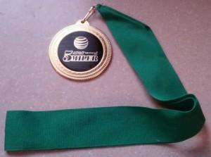 bomf medal